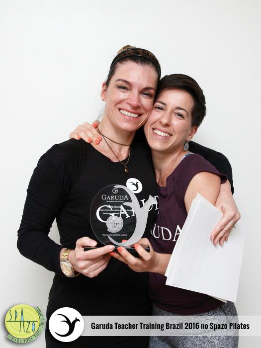Garuda Teacher Training Brazil 2016 no Spazo Pilates