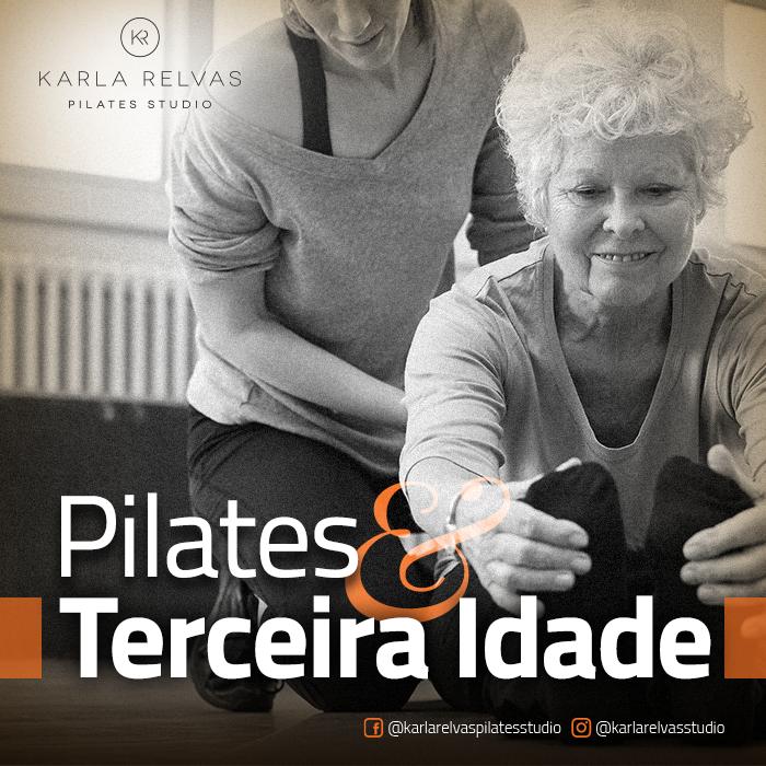 Empoderamento feminino na 3ª idade através do Pilates