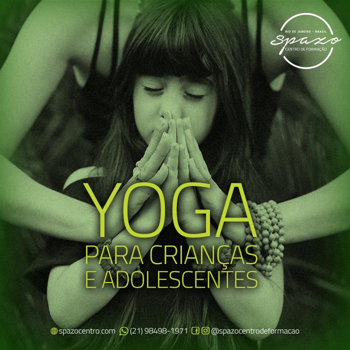 Yoga para Crianças e Adolescentes – notícias de Londres