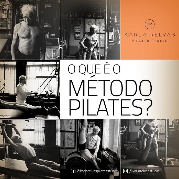 O que é o Método Pilates