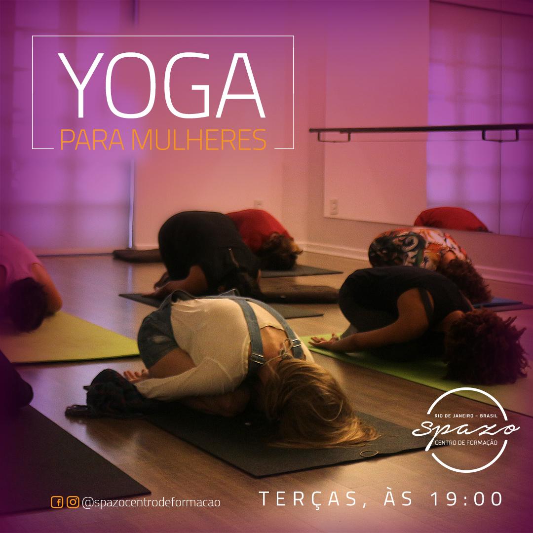 Yoga para a Saúde Feminina